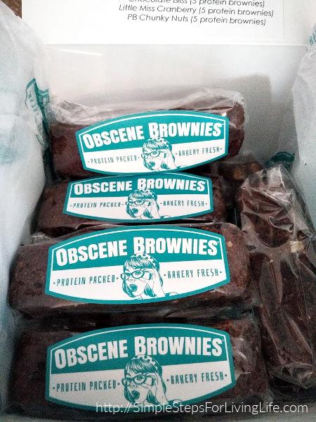 15 pack obscene brownies
