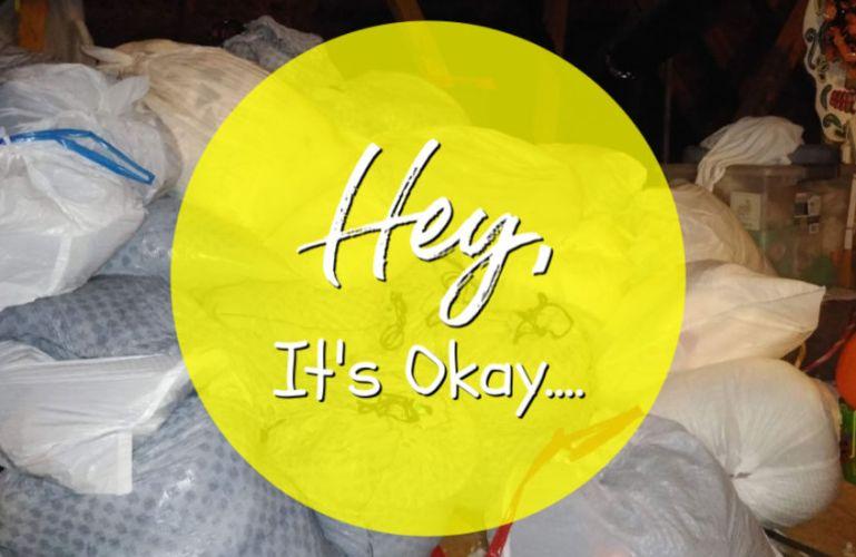 Hey, It's ok…