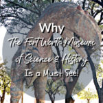 Why Fort Worth Museum of Science & History Is a Must See!