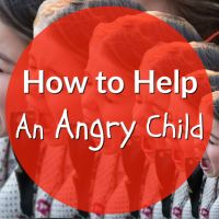 How to Help An Angry Child