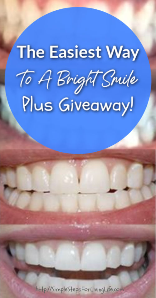 The easiest way to a bright smile featured