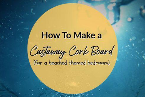 castaway cork board