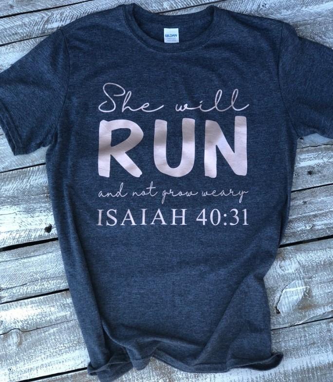 Isaiah 40 31 shirt