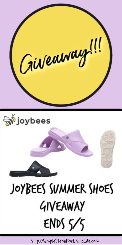 joybees summer giveaway