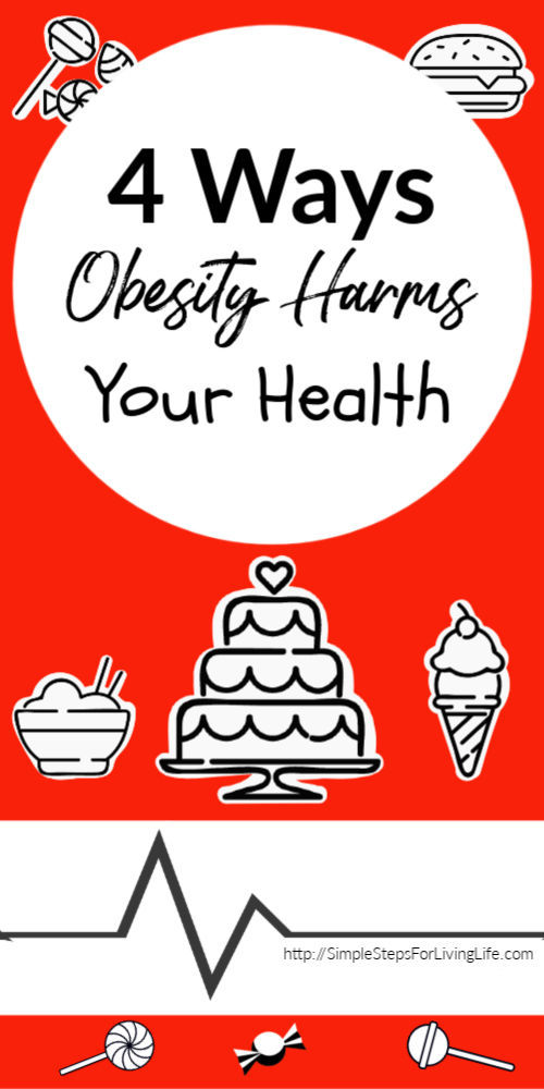 3 Ways Obesity Harms Your Health