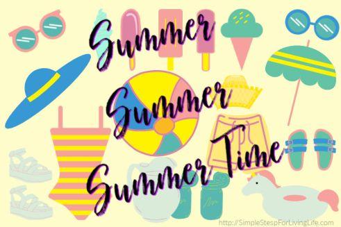 5 ways to get summer ready