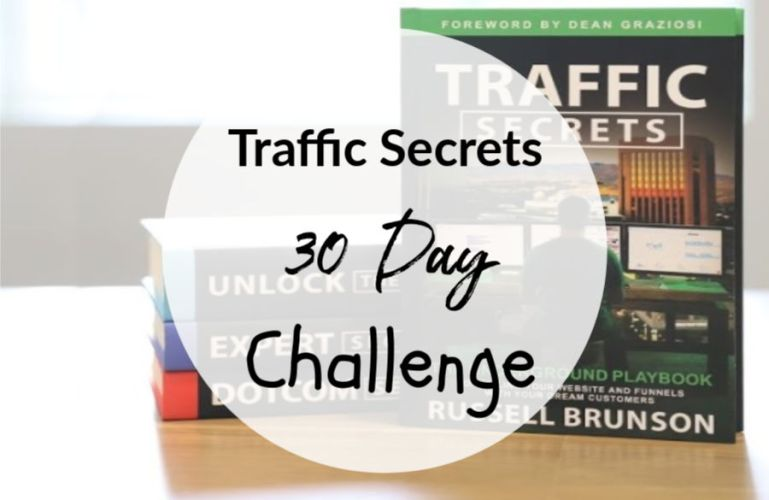 Traffic Secrets Book – 30 Day Challenge