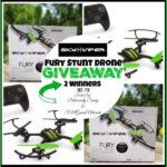 Sky Viper Fury Stunt Drone ends 7/8/2020