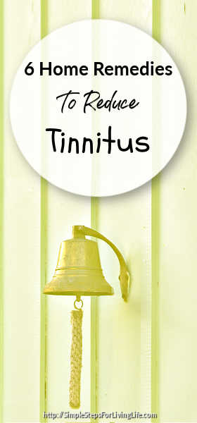 6 Home Remedies To Reduce Tinnitus