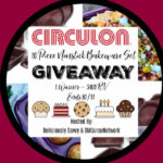 Circulon 10 Piece Nonstick Bakeware Set Giveaway (ends 10/31)
