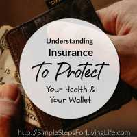 Understanding Insurance To Protecting Your Health & Your Wallet