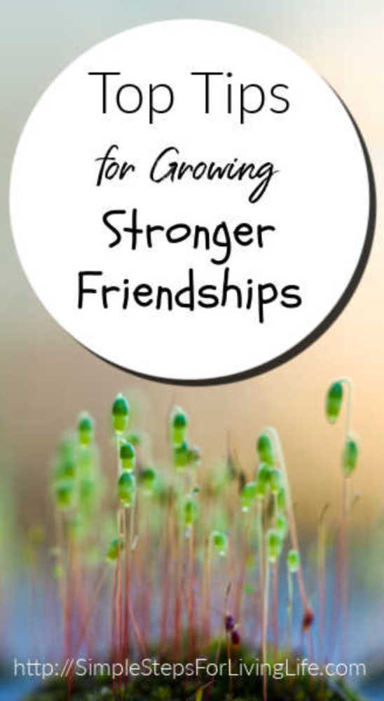 top tips for growing stronger friendships pin2