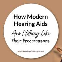How Modern Hearing Aids Are Nothing Like Their Predecessors
