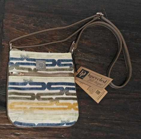 upcycled for hope my addy bag