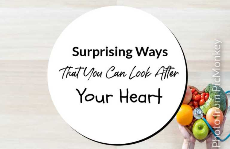 Surprising Ways That You Can Look After Your Heart