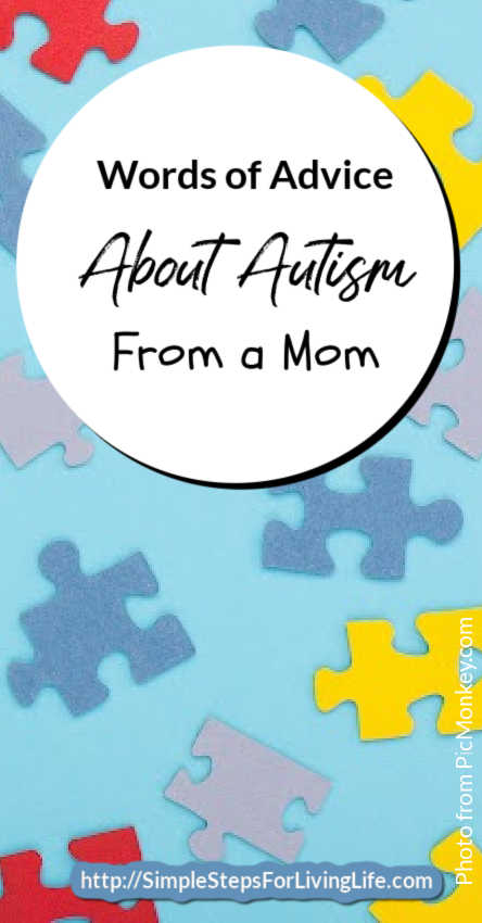 Has someone you know just been diagnosed with autism? Check out my advice as a mom who has a son and husband on the spectrum.