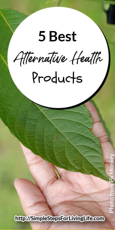 Are you looking for alternative health products? Check out these 5 alternative products...