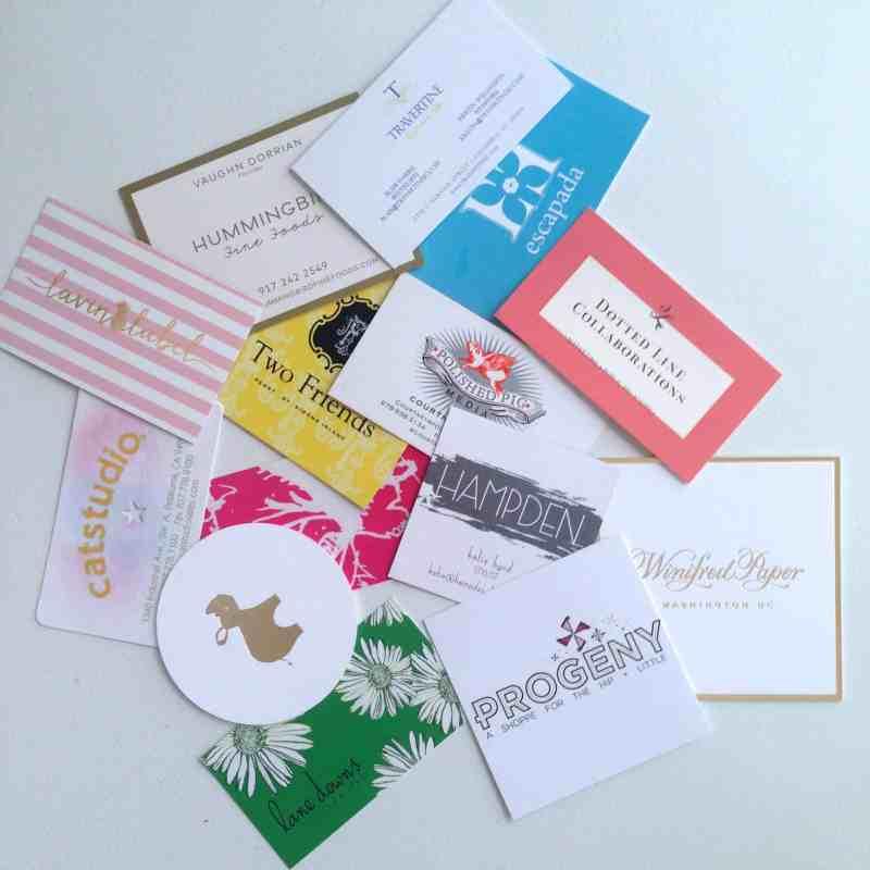 Biz cards