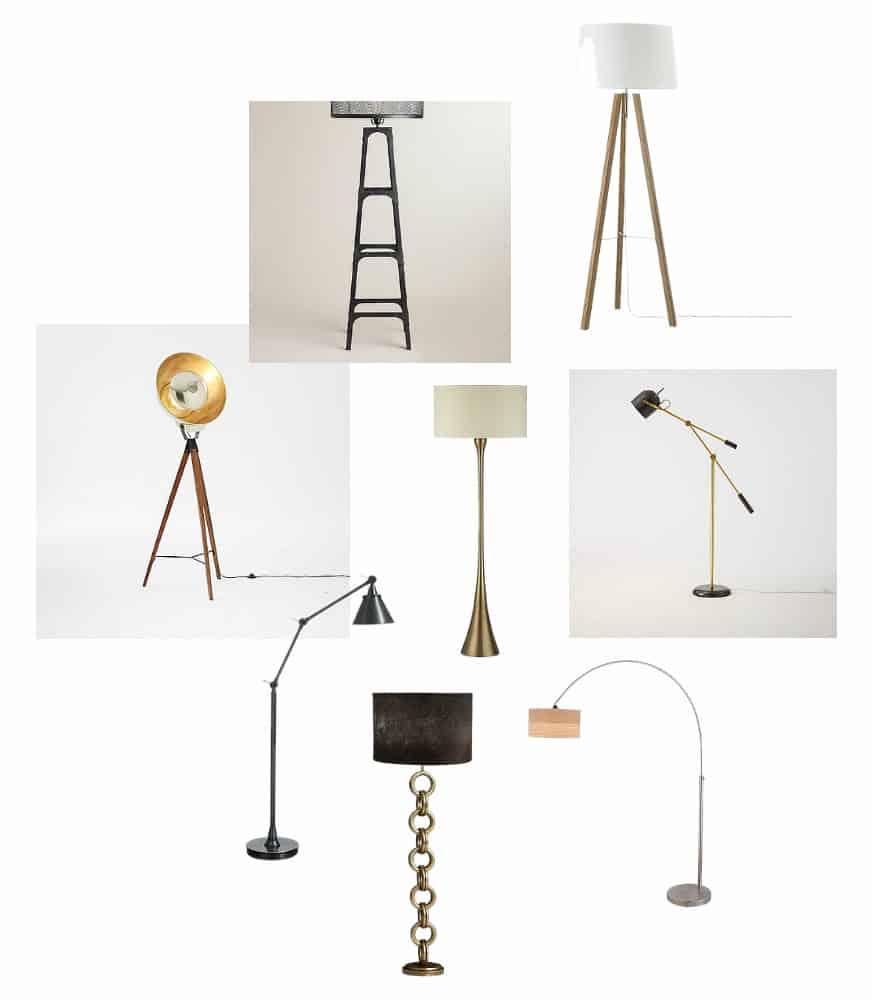 OB-Stylish Floor Lamps