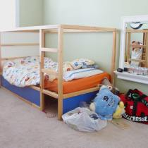 One Room Challenge: Big Boy Room Week 2