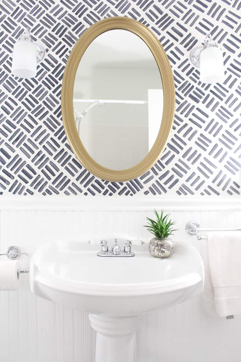 Favorite Things Friday Vol. 2 Bathroom Makeover