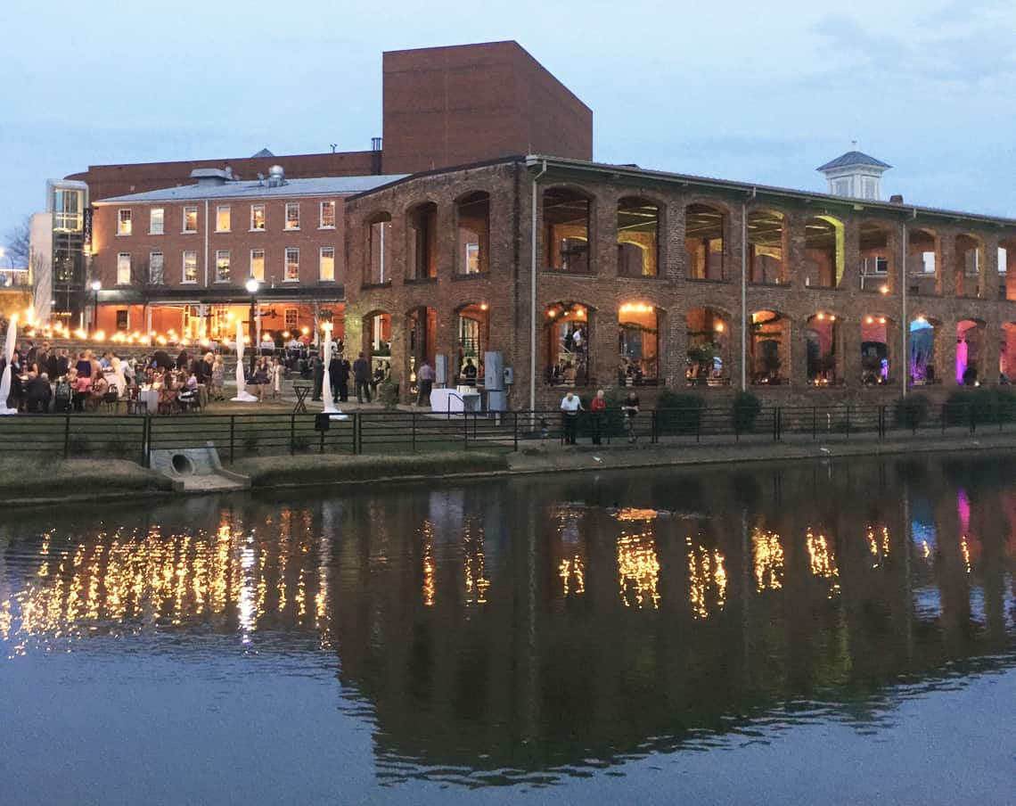 Roadtrip Reality: Greenville, SC The River Front