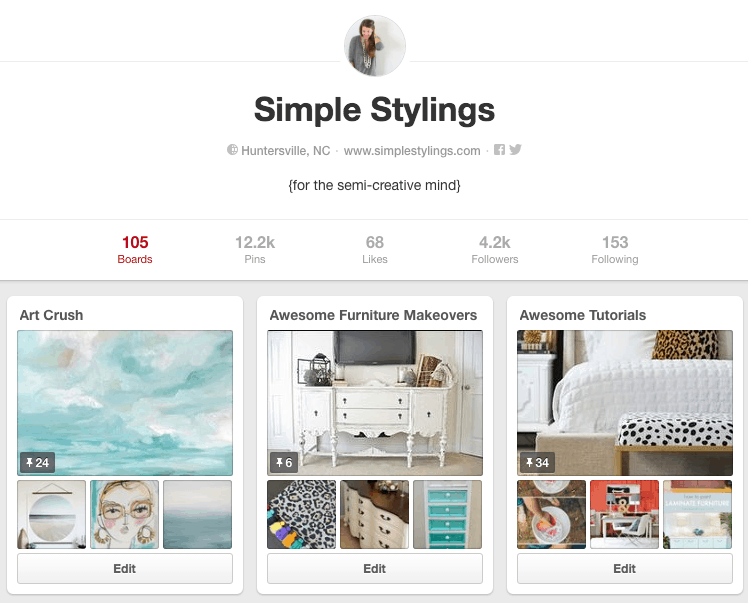 It's Tuesday, Let's Talk Social Media Pinterest