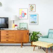HOM: Carrie Waller's Mid Century Modern Dream