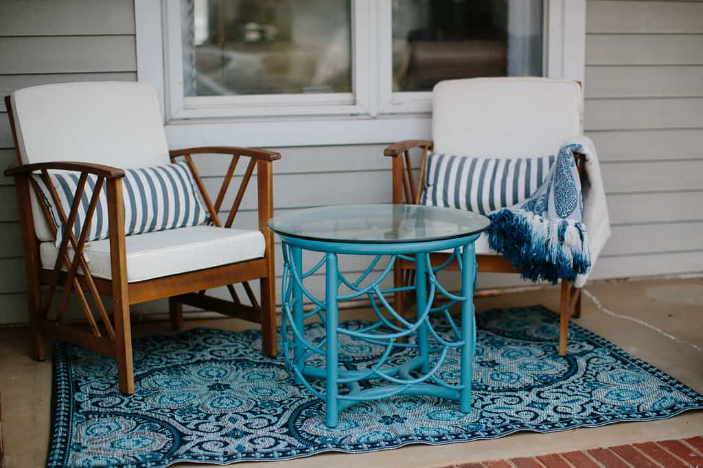 Simple Stylings 2017 Spring Home Tour porch