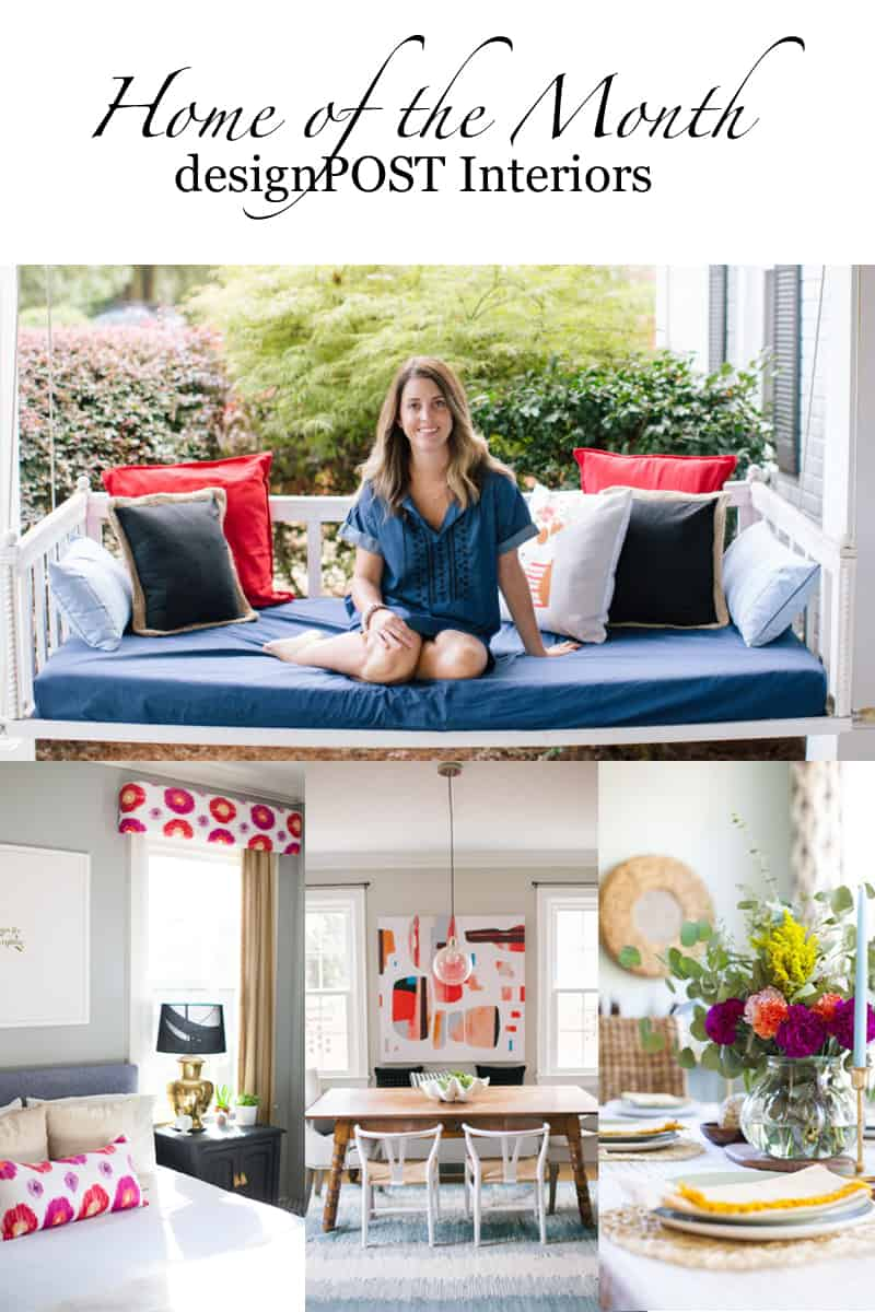 Home of The Month: A Charming Charlotte Bungalow Beth Barden designPOST Interiors