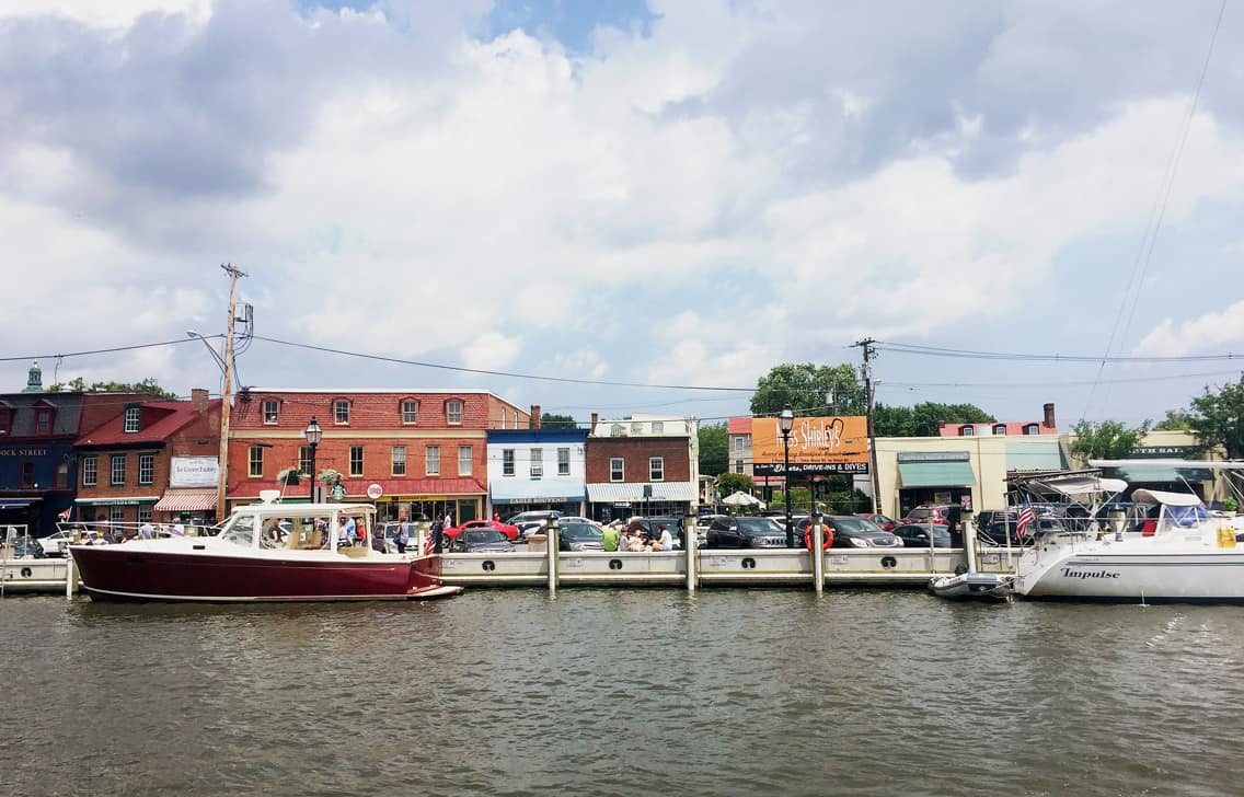 Roadtrip Reality: A Weekend in Annapolis, Maryland