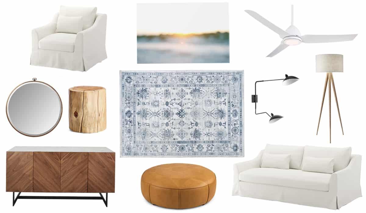 Delightful My Dream Living Room Design Board