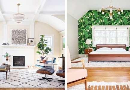 HOM: Colorful Home of Designer Gemma van der Swaagh