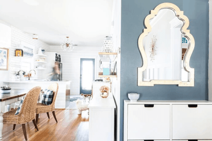 Top 5 Friday: 5 Tips For A Fresh Home In The New Year dining room