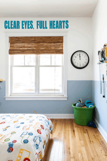 Top 5 Friday: 5 Tips For A Fresh Home In The New Year playroom