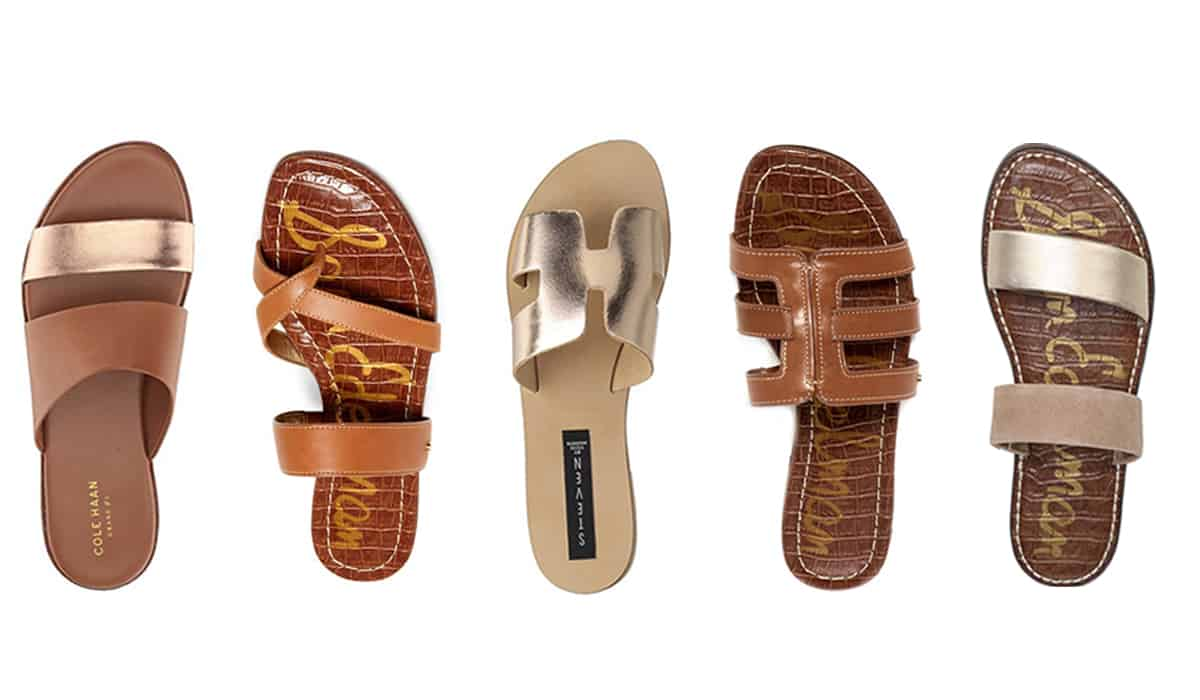 5 Sandals Flat Top Favorite FridayMy Five For Spring mvNw08n