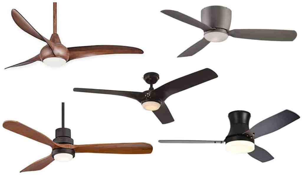 top 5 friday modern ceiling fans with lights under 300 - Modern Ceiling Fans