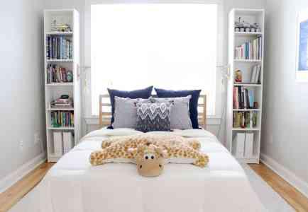 Bigg(er) Boy Room Makeover with Carpet One: The Reveal