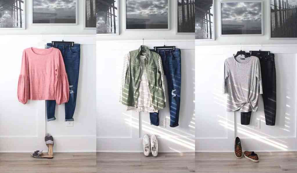 Top 10 Favorite Posts + Projects of 2018 capsule wardrobe