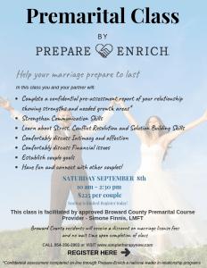 Premarital Class