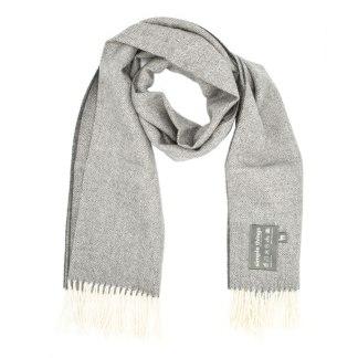 diamond-grey-cream-scarf