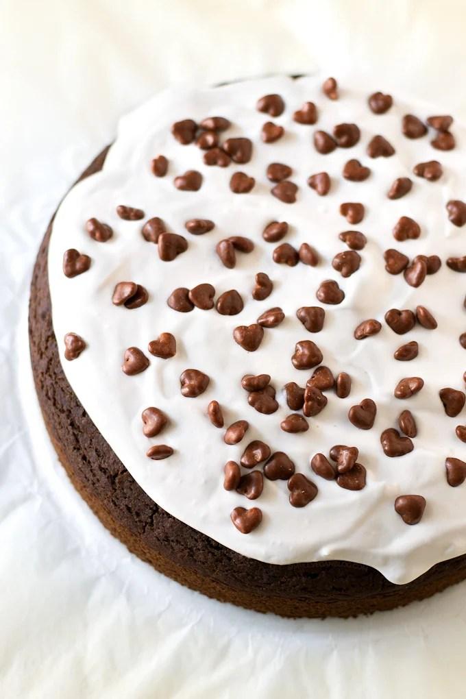 Vegan Gluten Free Chocolate Cake