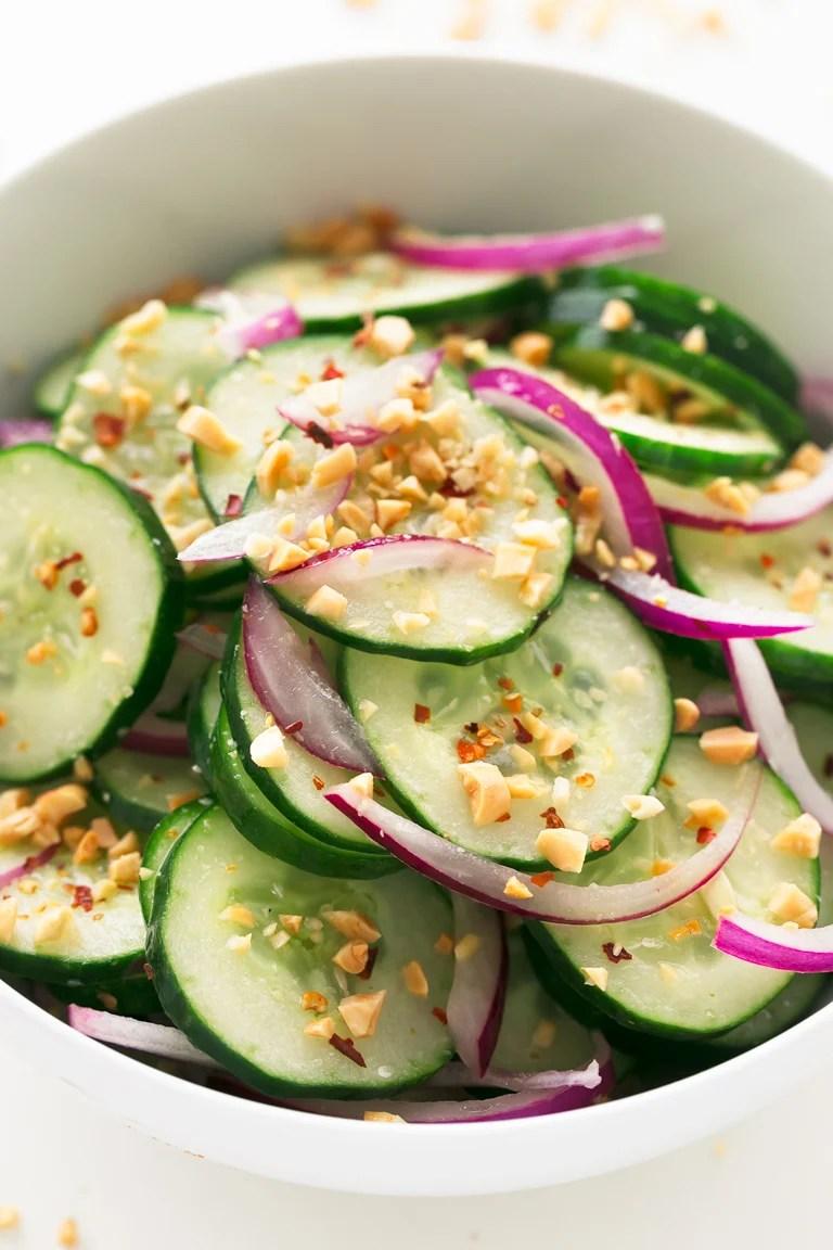 insalata thailandese