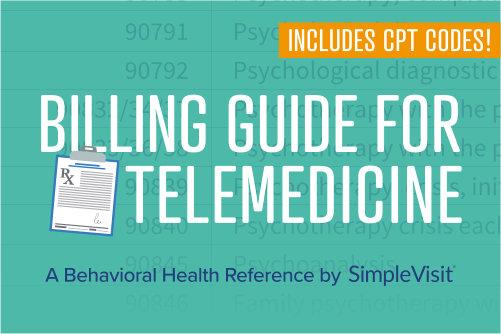 Billing for Telemental Health