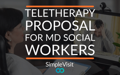 Teletherapy Proposal for MD Social Workers