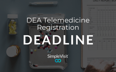 DEA Telemedicine Registration Deadline Approaches Amid Stakeholder Recommendations
