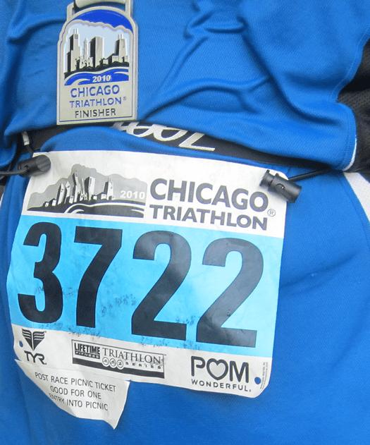 2010 Triathlon Finisher