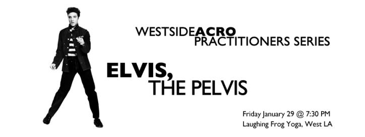 Elvis the Pelvis AcroYoga