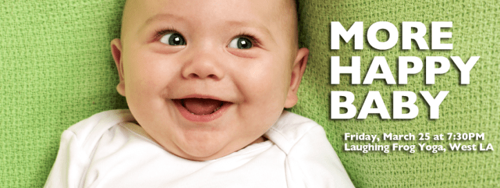 More Happy Baby - AcroYoga