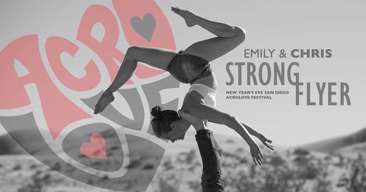 Strong Flyer - Emily & Chris Do AcroLove